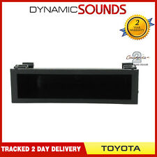 CT24TY26 Car CD Stereo Universal Fascia Pocket For Toyota 50/% OFF SALE
