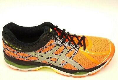 Details about Asics Gel Cumulus 17 US 9 EU 42.5 Orange Athletic Running Training Mens Shoes