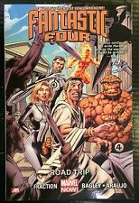 Fantastic Four Volume 2 Road Trip TPB Marvel Comics 9780785166603