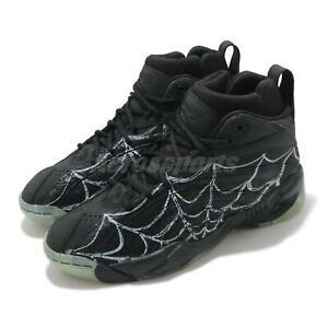 Reebok Shaqnosis Boktober Webs Black White Men High Top Basketball Shoes FZ1359