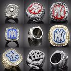 New York Yankees 1936/1977/1996/1999/2009 World Series Championship Ring Heavy