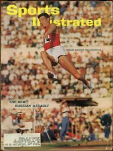 SI: Sports Illustrated July 16, 1962 Record-Breaker Ter-Ovanesyan G