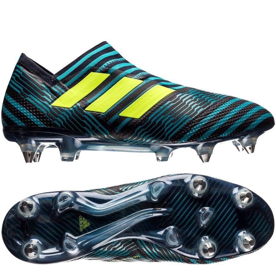 Adidas Nemeziz 17+ 360 Agility SG PURECONTROL 18+ 18.1 Negro Azul 10 FG