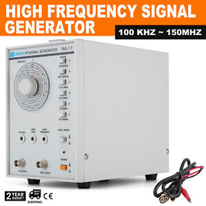 High-Frequency-Signal-Generator-RF-100KHz-150MHz-Accurate-Powerful-600-GOOD