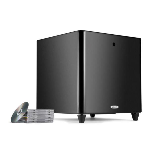 """Polk Audio DSW PRO 660 wi 12"""" Wireless Ready Powered Subwoofer, Brand New"""