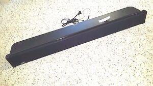 ilive 37 home audio itp231b 2 1 channel soundbar built in subwoofer ipod dock ebay. Black Bedroom Furniture Sets. Home Design Ideas
