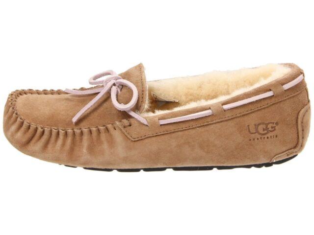 UGG Dakota Tabacco Women's Moccasin Slippers 5612