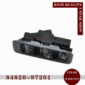 Power Window Switch Control 84820-97201 For Daihatsu Sirion M100 YRV Mira L500