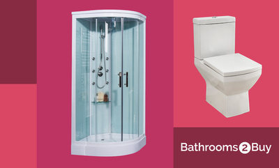 20% off Bathroom Essentials