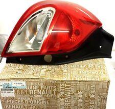 GENUINE RENAULT CLIO REAR LEFT HAND LAMP LIGHT CLUSTER 8200886944