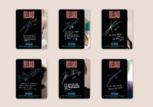 NCT-DREAM-Reload-MINI-ALBUM-K-POP-KIHNO-KIT-PHOTOCARD-NEW