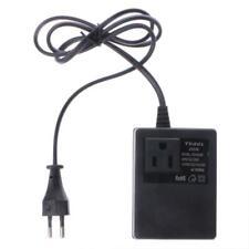 200W Voltage Converter Transformer 220V to 110V Step Down Travel EU Plug Adapter