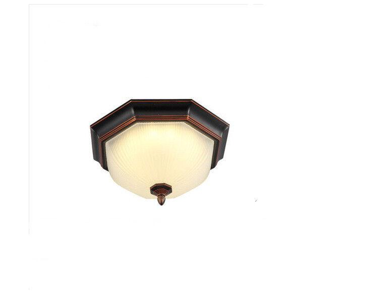 D278 Modern Simple Diameter 32CM Height 18CM Decorative Ceiling Light Lamp O