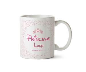 100% Pure Princesse Mug Personnalisé Drôle Mignon Cadeau Nouveauté Céramique Thé j0lDgNhz-09152653-729585318