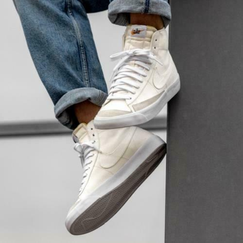 new release later buy cheap Nike Blazer Mid '77 Vntg WE White Size 8 9 10 11 12 Mens Shoes CD8238-100  Air