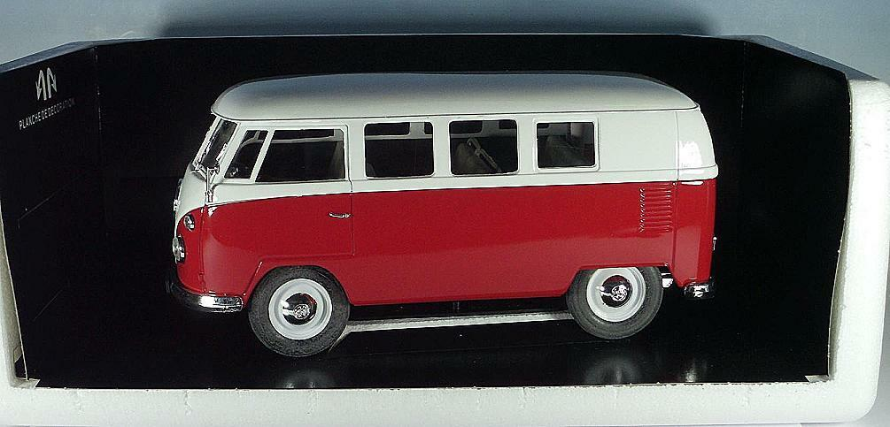Solido 1 OVP white red Bus T1 VW Volkswagen 18