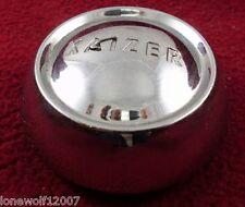 Kaizer Wheels Chrome Custom Wheel Center Cap # PHOENIX-2 ONE CAP