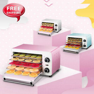 5-Layer-Food-Fruit-Dehydrator-Vegetable-Herb-Meat-Drying-Machine-Dryer-220V-300W