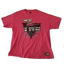 WWE Dolph Ziggler /'DZ All The Way/' Custom Shirt For Mattel Figures.