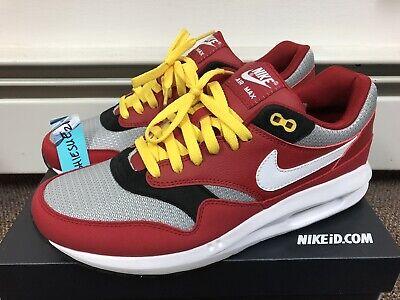 Nike Air Max 1 ID Sz 10.5 Urawa Atmos