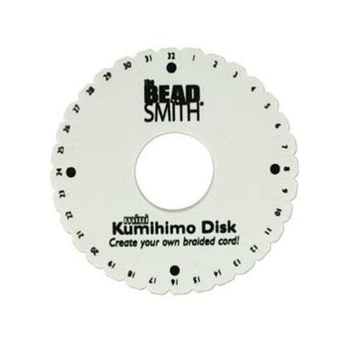 "LOT of 10 Mini KUMIHIMO Round Disks PLATE for BRAIDING 4-1//4/"" inch ~ Bulk"