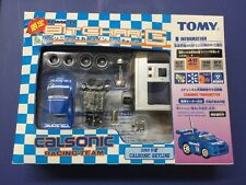 Tomy Tomica Bit Char-g 2001 Calsonic Skyline  RC Remote Control Car *RARE*
