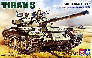Tamiya 1 35 Israeli Tank Tiran 5