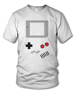 GAME-BOY-Kult-T-Shirt-Retro-Gaming-Zocker-Videospiel-Videogame-S-XXL