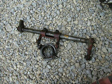 Farmall 706 Tractor IH IHC transmission throw out bearing & shifter fork shaft