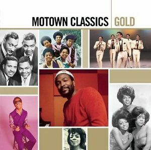 MOTOWN-CLASSICS-GOLD-2CD-NEW-Supremes-Temptations-Miracles-Four-Tops-Jackson-5