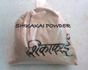 Natural 100 Pure Shikakai Acacia Concinna Fruit Powder For Hair