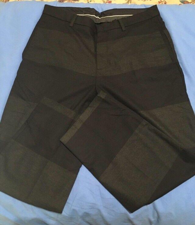 Pantalón Zara Hombre vestir de vestir Hombre Bajo Tobillo 963547