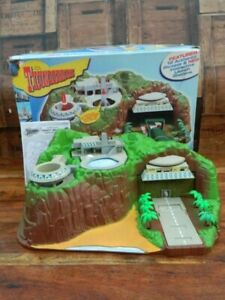 Thunderbirds-Tracy-Island-Playset-Vivid-40th-Anniversary-Vintage-Boxed