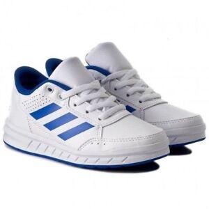 1c39bb2bdecf ... buy image is loading new adidas altasport k boys shoes white blue e3930  2a536