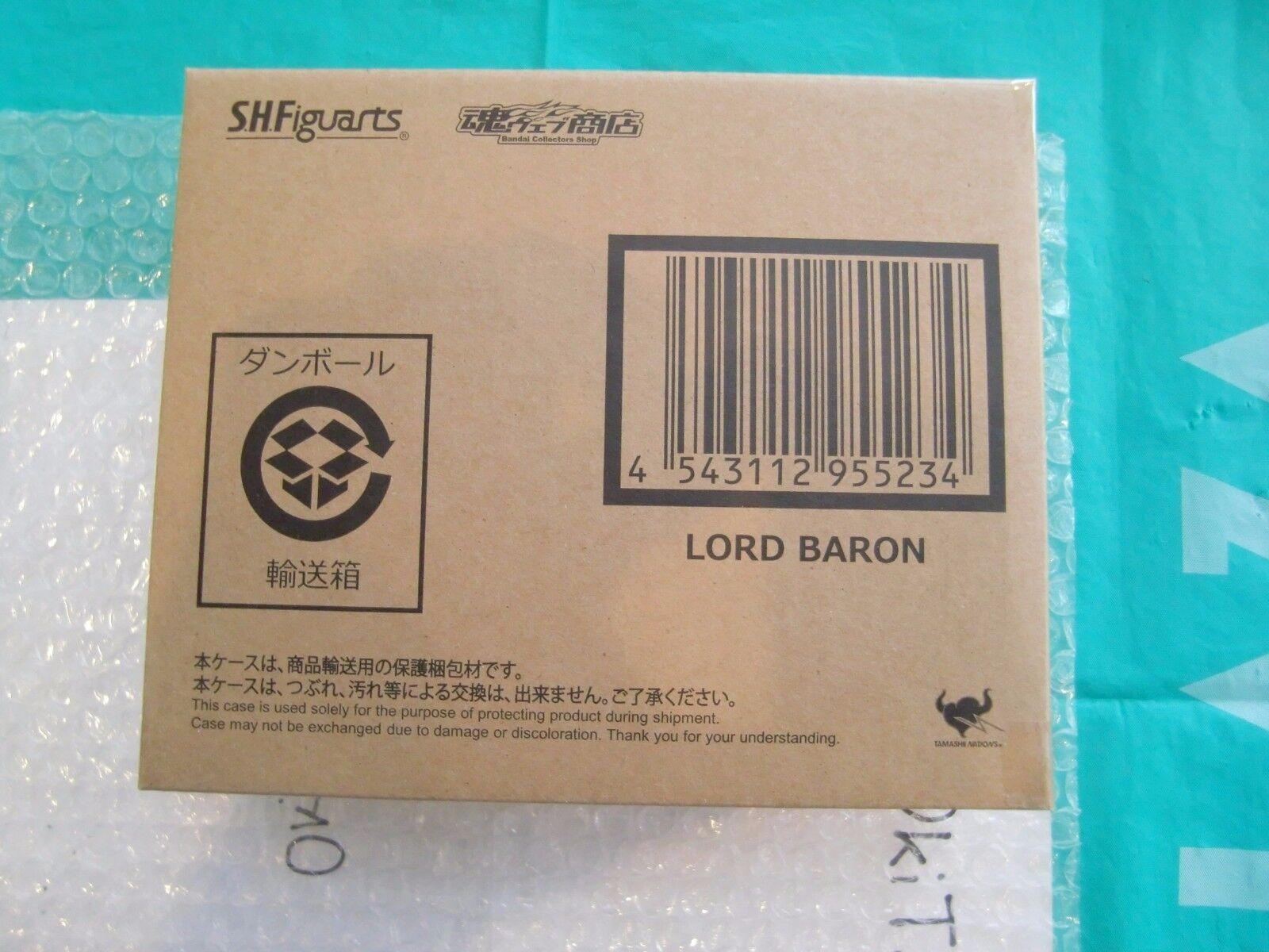 Kamen Rider GAIM - S.H.Figuarts Lord Baron