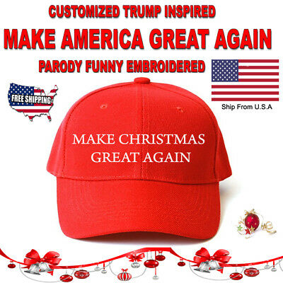 """MAKE AMERICA GREAT AGAIN FISHING HOOK HAT TRUMP FUNNY /""""THE PERFECT GIFT/"""""""