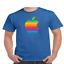 Apple-T-Shirt-Logo-Mac-Men-039-s-And-Youth-Sizes-Ring-Spun-Cotton-Soft-TEE thumbnail 5