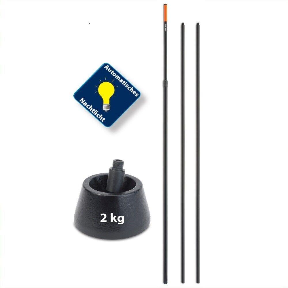 Anaconda Adjustable Pole Marker - Stabboje - Carp Spot Marker - Stangen Boje Set