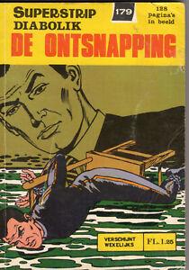 Diabolik - edizioni estere (Olanda - 2a serie - No. 179)