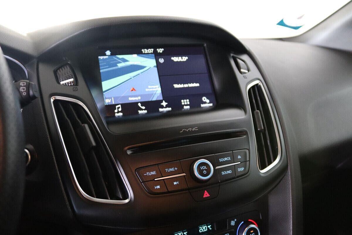 Ford Focus 1,5 TDCi 120 ST-Line stc. - billede 9