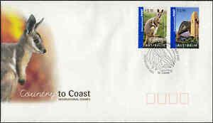 2007-AUSTRALIA-Country-To-Coast-International-FDC