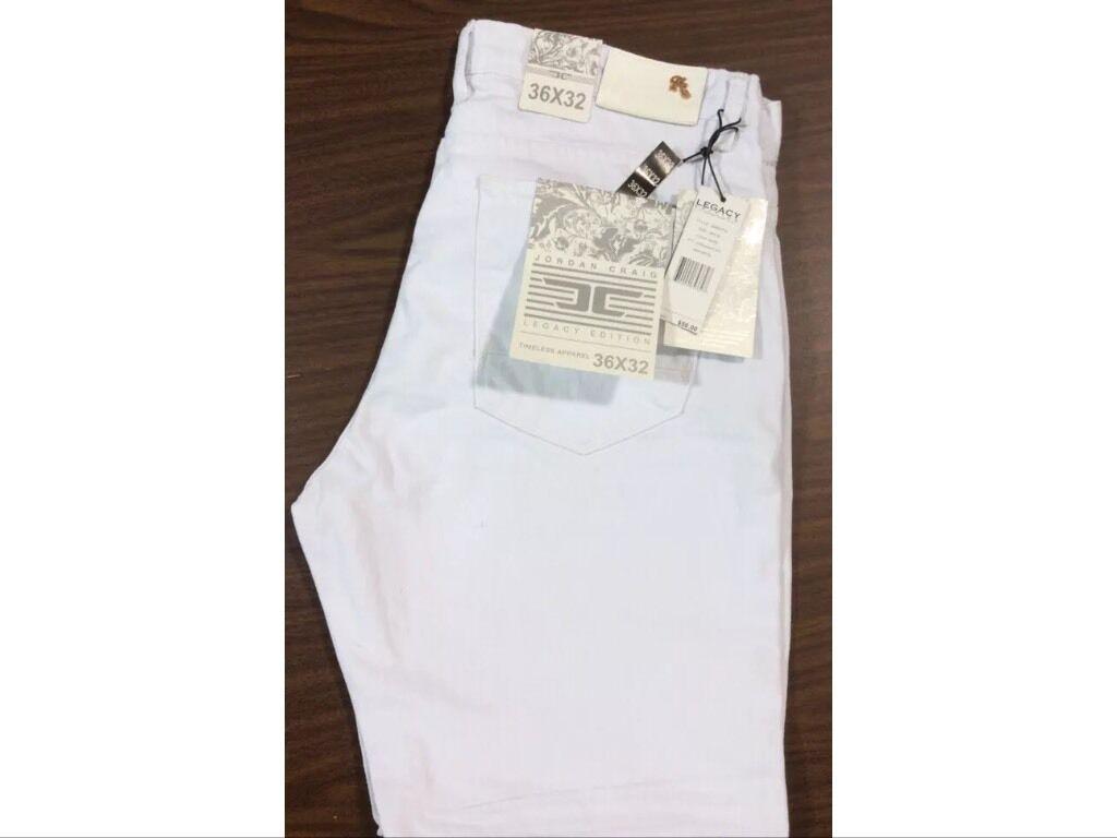 UOMO Jordan Craig Legacy Edition Jeans Vestibilità Regolare,Bianco,100% Regolare,Bianco,100% Regolare,Bianco,100% Cotton, c2b5a2