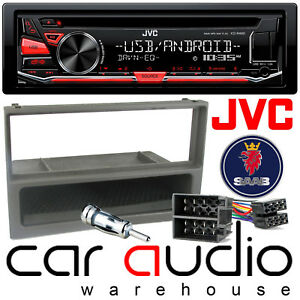 saab 9 5 1997 2005 car stereo jvc cd mp3 usb car stereo fitting rh ebay co uk