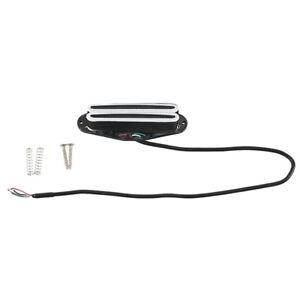Micros-Double-Bobinage-Hot-Rail-Blaster-pour-Guitare-eLectrique-pour-Strato-M6D1