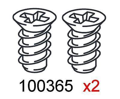 4x IKEA Spares Drawer Hinge Screw 100347 Stall Hemnes Brusali Malm Brimnes