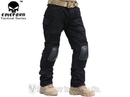 Emerson Gen2 Camping Hiking Hunting Trousers~^~ Tactical Pants with Knee Pads