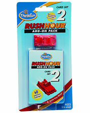 RUSH Hour 2 Add-On Pack Thinkfun Paul Lamond Games