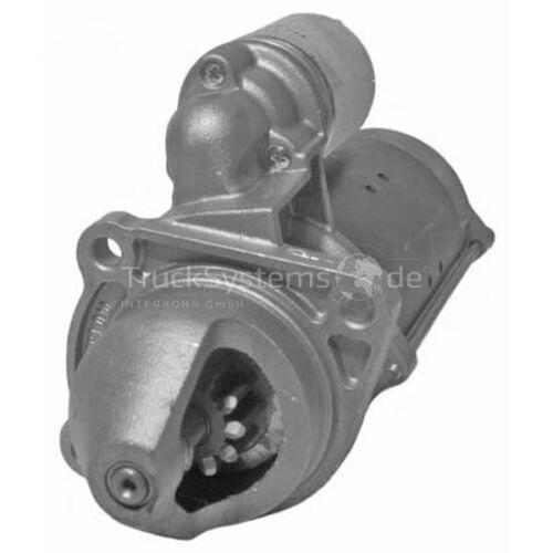 MAN Lichtmaschine Anlasser 0001231019-51.26201-7183