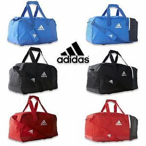 Adidas Tiro Team Bag Training Sports Holdall Gym Travel Kit Soccer Small Medium