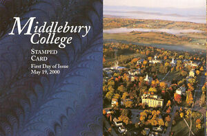 UX316-20c-Middlebury-College-Postal-Card-First-Day-Ceremony-Program